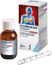 Fluimukan<sup>®</sup> 20 mg/ml