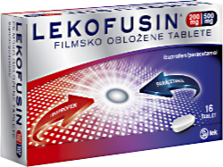 Lekofusin® 200 mg/500 mg
